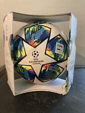 ADIDAS UEFA CHAMPIONS LEAGUE FIFA APPROVED OFFICIAL MATCH BALL 2019-20  WITH BOX
