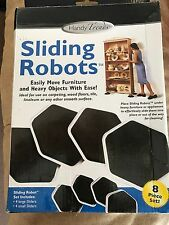 Sliding Robots Furniture Movers (8) piece set