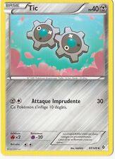 Tic - N&B:Frontieres Franchies - 97/149 - Carte Pokemon Neuve Française