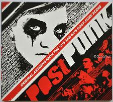 Original Anthems from the 70`s + 80`s post punk scene, Bauhaus, Joy Division u.a