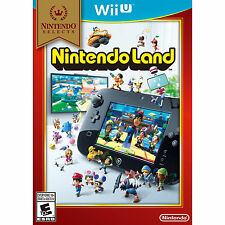 New Nintendo Land Wii U Video Game