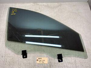 2007-2013 Mercedes S550 W221 Front Right Passenger Side Door Window Glass Panel