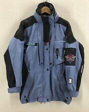 Men's Helly Hansen Equipe Helly-Tech Waterproof Ski Snow Jacket Coat Size Small