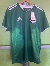adidas 2018 WORLD CUP MEXICO HOME JERSEY (BQ4701) SIZE MENS SMALL