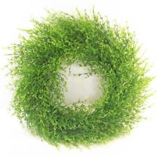 Artificial Mini Hoja Corona 50cm - Verde - Decorativo Coronas y Guirnaldas