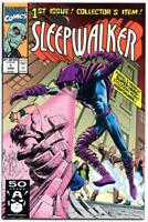 SLEEPWALKER #1 2 3,  NM, Madness, 1991, Bret Blevins, more in store