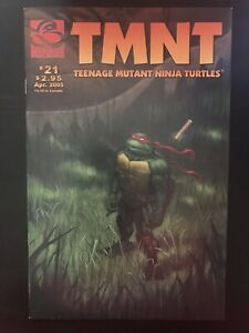 Teenage Mutant Ninja Turtles #21 2005 2006 First Printing Mirage Comic Book TMNT