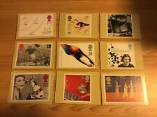 1996 COMMEMERATIVE PHQ CARDS COMPLETE YEAR COLLECTION 9 SETS INC GREETINGS