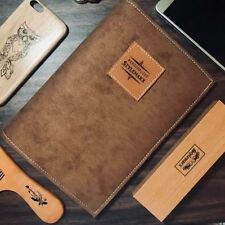 Personalized Leather Book/Notebook Cover
