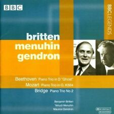 Maurice Gendron - Piano Trios [New CD]