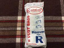 Envirocare Hoover Paper Vacuum Bags Type R (5 Pack)