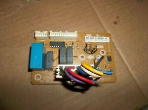 LG  REFRIGERATOR SMALL CONTROL BOARD EBR60070706  FROM MODEL  LMX25964ST/02