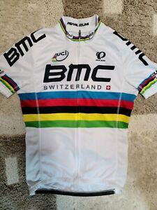 Philippe Gilbert, BMC, Pearl Izumi World Champion Jersey