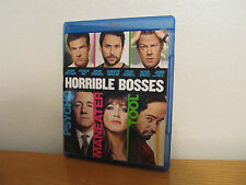HORRIBLE BOSSES Blu Ray - I combine shipping