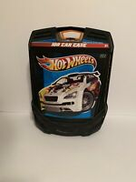HOT WHEELS 100 CARS W/ CARRY CASE STORAGE #20135 MADE IN USA!