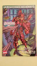 comics iron man la renaissance des héros n°1