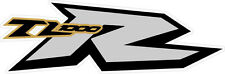 "#km101 (1) 8"" Suzuki TLR1000 TLR 1000 Tiller Racing Decal Sticker Laminated"