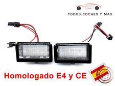 PLAFONES LED MATRICULA MERCEDES ML GL W164 HOMOLGADO E4 CE LUCES LUZ ENVIO 24H