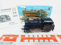 BZ157-0,5# Märklin H0/AC 3000 Tenderlok/Dampflok 89 006 DB, OVP