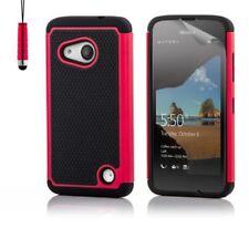 Étuis, housses et coques rouge Pour Microsoft Lumia 950 en silicone, caoutchouc, gel pour téléphone mobile et assistant personnel (PDA)