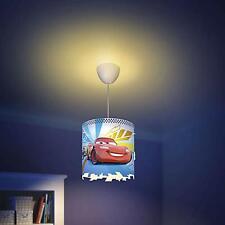 new Philips Disney Cars Children Ceiling Suspension Light