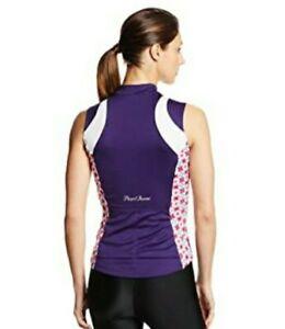 Pearl Izumi Women's Sleeveless Cycling Jersey Black Size XS Extra Small, NWT