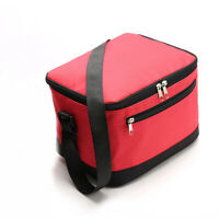Travel Nylon lunch box Insulation Cooler Bags Kids Small Portable Cooler Bags