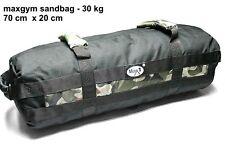 WEIGHTED TRAINING SAND BAG 30 kg/60LBS. Fitness Sandbag, Power bag crossfit-army