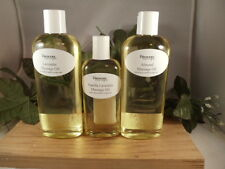 Massage Oil - Scented - 100% Organic Sweet Almond Oil Carrier - All Natural