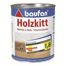 Baufan Holzkitt Lösungsmittelfrei 1 kg (6,89€/1kg)