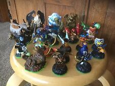 Pre Owned  Lot of 22 Skylander Figures. See Photos. What you see is what you get
