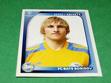 138 SERGEY KRIVETS BATE BORISOV UEFA PANINI FOOTBALL CHAMPIONS LEAGUE 2008 2009