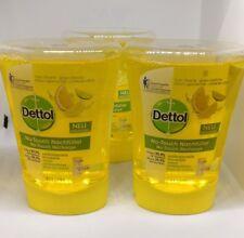 Dettol - No-touch Refill - Citrus - 250ml x 5