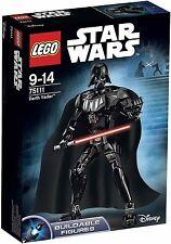 LEGO Set 75111 STAR WARS Darth Vader Buildable Figure Componibile 28,5 cm