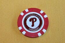 MLB, Philadelphia Phillies, Baseball, Golf Ball Marker Poker Chip   NEW