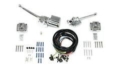 Handlebar Control Kit Chrome for FL 1972-1981 & XL 1972-1981