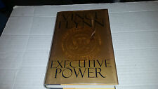 Executive Power by Vince Flynn (2003, Hardcover) SIGNED 1st/1st