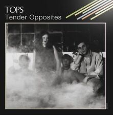 TOPS - TENDER OPPOSITES New + Sealed CD Turn Your Love Around Double Vision