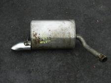 04-05 Jaguar S Type 2.7 L/H Exhaust Silencer Back Box Muffler 4R83-5232-AC #4877