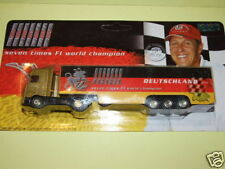 Camion F1 GP d'ALLEMAGNE  Schumacher Collection 1/87