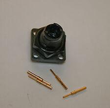 Imc14-2204x 4-way un receptáculo de Deutsch Cable Conector Plug Socket Crimpea
