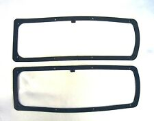 MAZDA RX3 SAVANNA S102A S124A TAIL LIGHT GASKET - SOLD AS PAIR