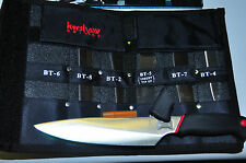 KERSHAW 1099 DBT-2 6 pcs Blade Trader, w/Wild Game recipes Made in Japan New !!!