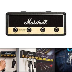 Vintage Guitar Amplifier Key Holder Jack Rack Guitar Key Organizer for Marshall