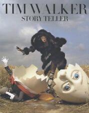 Tim Walker: Story Teller New Hardcover Book Robin Muir, Kate Bush, Tim Walker, R