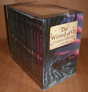 The Wizard of Oz Frank L Baum 15 Books Complete Collection Paperback
