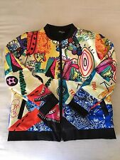 Mens Bomber Jacket XL Fresh Fashion Coat Casual Outwear Vintage Art Picasso New