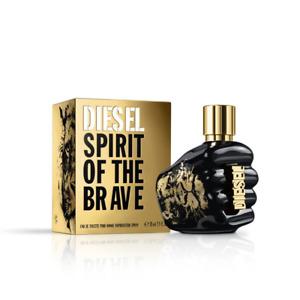 Diesel Spirit of the Brave Eau de Toilette Men's Aftershave Spray (35ml, 75ml, 1