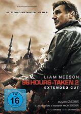 # DVD 96 Hours 2 - Taken EXTENDED CUT - LIAM NEESON + FAMKE JANSSEN - LUC BESSON