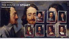 GB 2010 KINGS & QUEENS HOUSE of STUART PRESENTATION PACK No.443